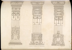 Columns of Temples at Chandravati plate 11